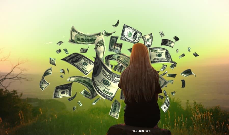 manifestera pengar